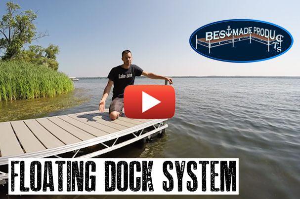 Floating Boat Docks For Sale | Bestmade Docks